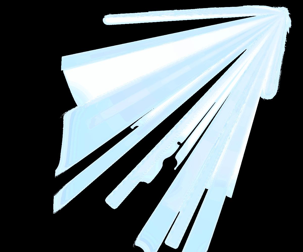 KSE - Grafik Strahlen Solar gross