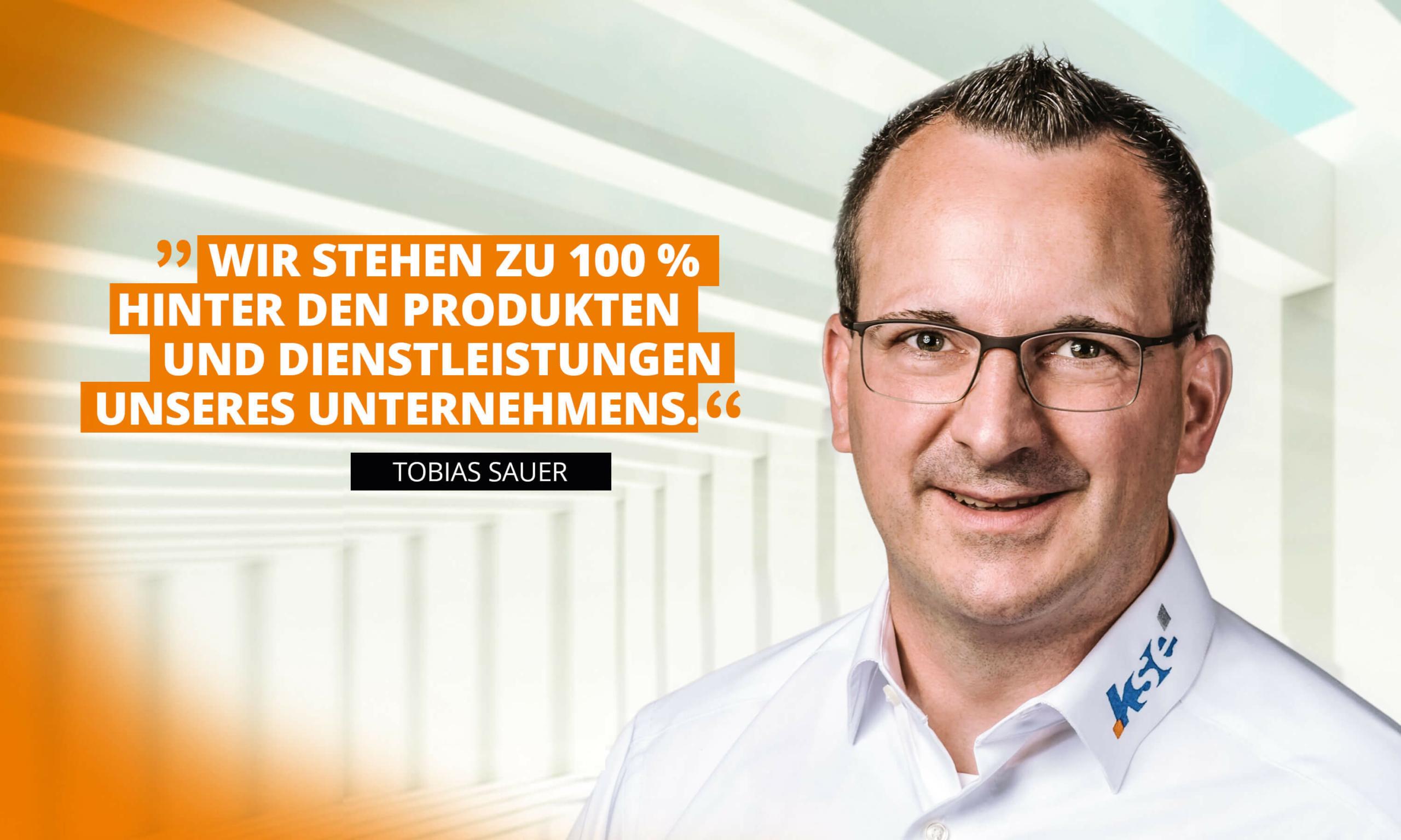 KSE - Tobias Sauer