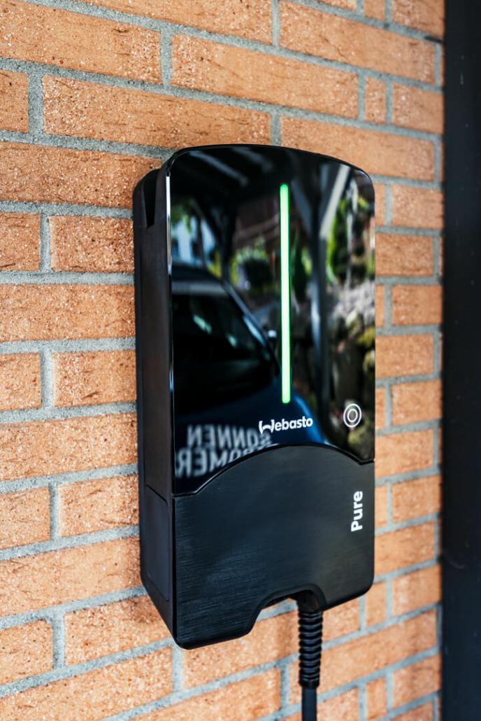 KSE - E-Mobilität - Wallbox