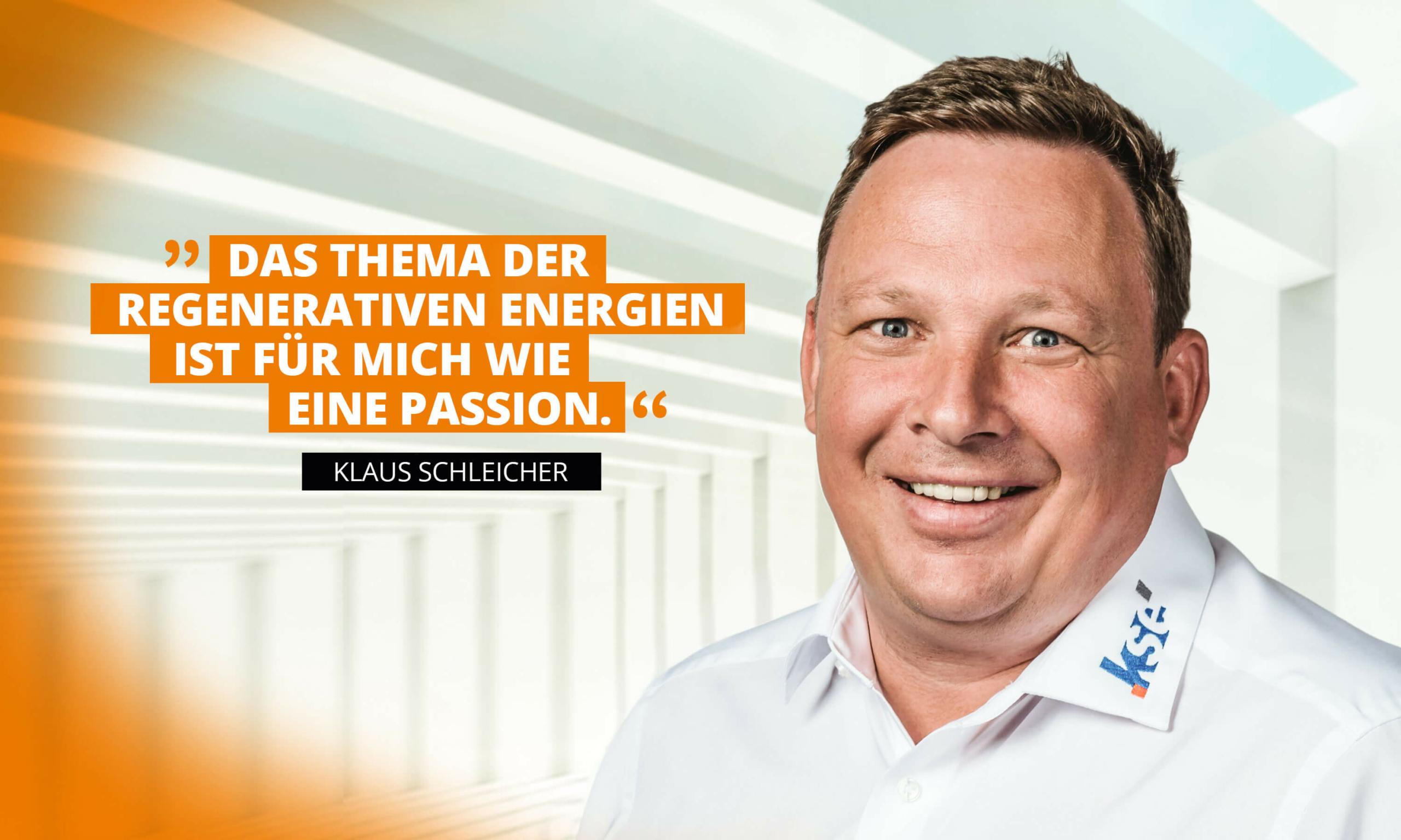 KSE - Klaus Schleicher