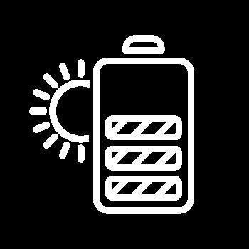 Icon eines Stromspeichers